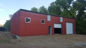 Common Types of Steel Buildings