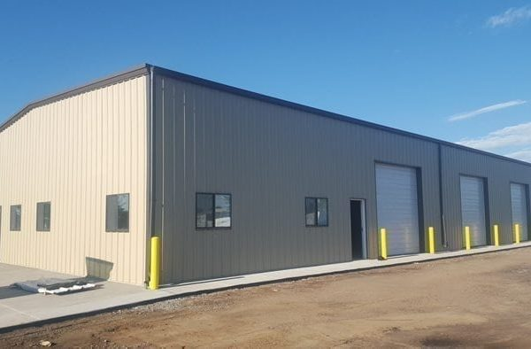 Steel buildings are great for auto repair shops