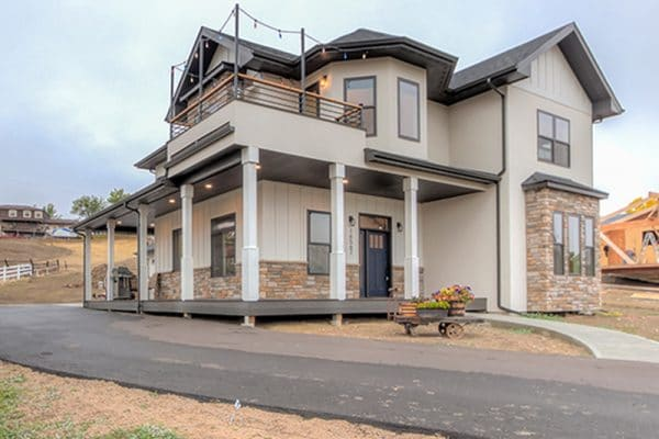 Custom home builder in Denver