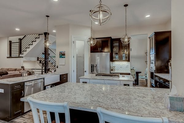 Custom kitchen remodeling contractor in Denver
