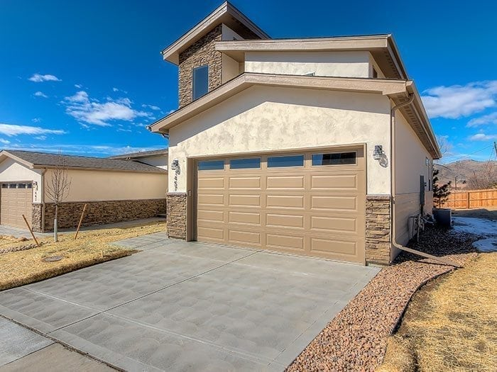 Custom home building in Colorado
